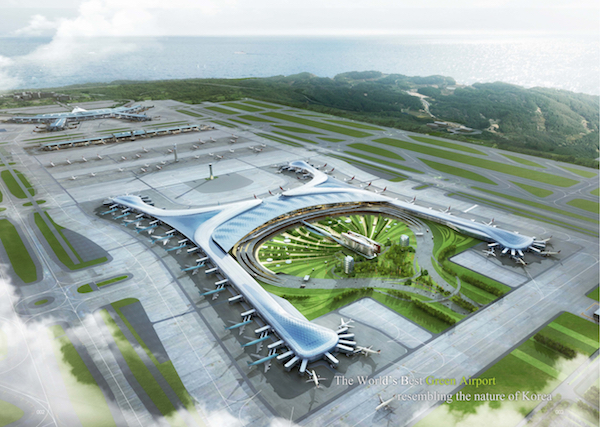 INCHEON AIRPORT T2 – SOUTH KOREA
