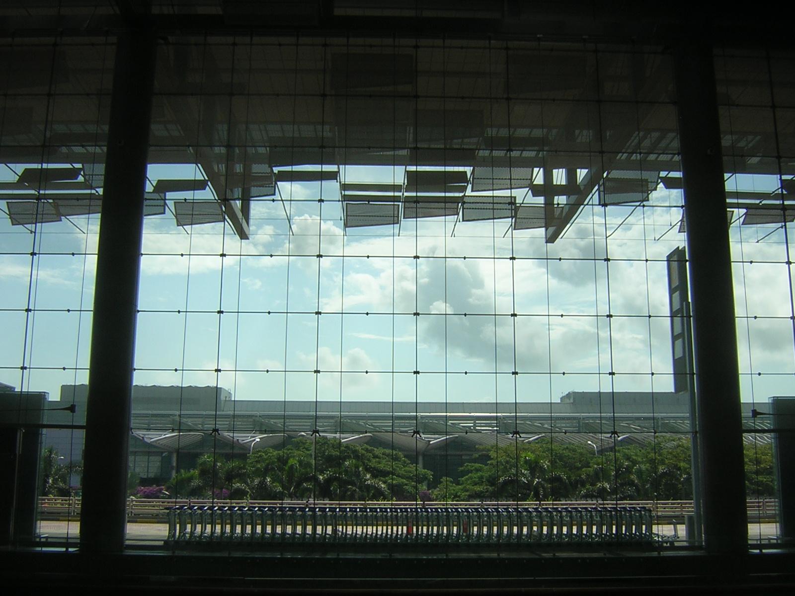 Changi Terminal 3 Singapore Hda