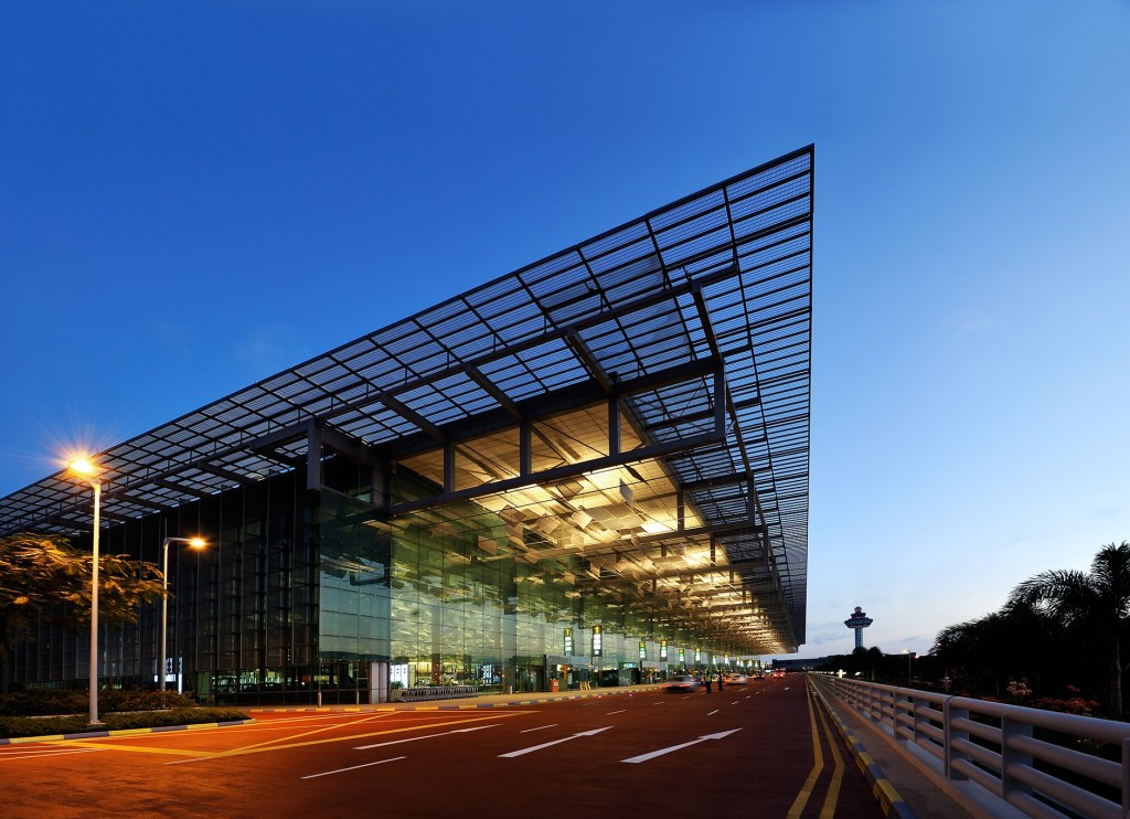CHANGI Terminal 3 – SINGAPORE