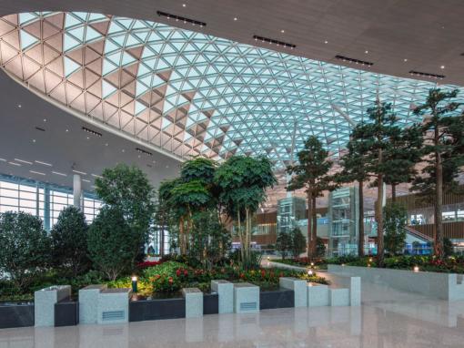 INCHEON AIRPORT T2 – SOUTH KOREA