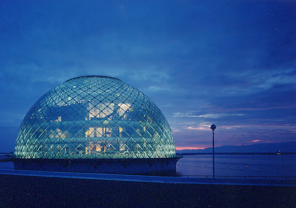 MARITIME MUSEUM – Osaka JAPON