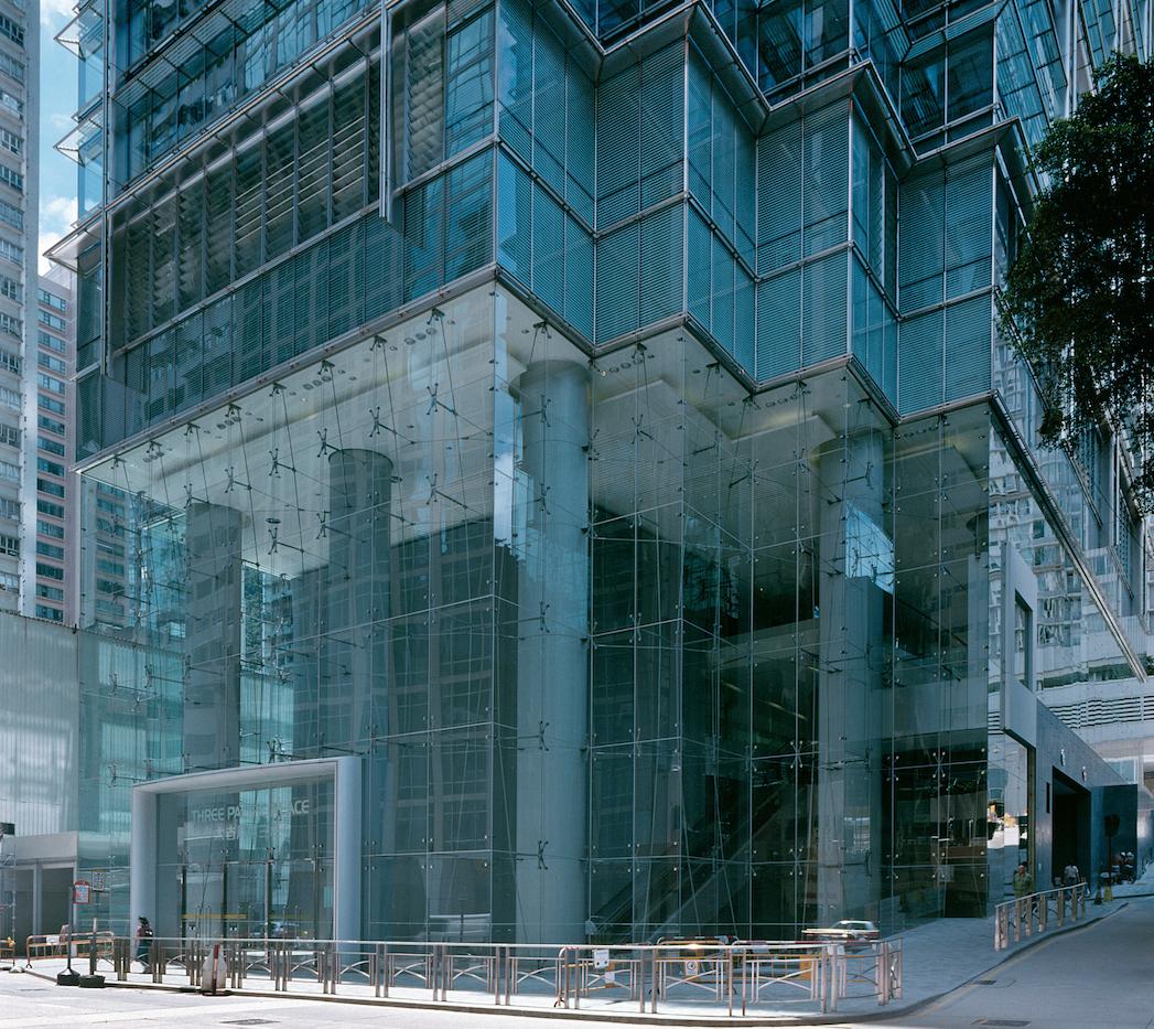 Three pacific place hongkong china hda for Hda design