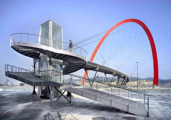 TORINO OLYMPIC FOOTBRIDGE – ITALY