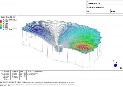 5-Rooftop Corolle - Steel shell structural analysis