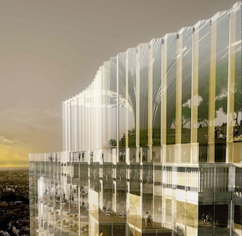 Montparnasse Tower International competition